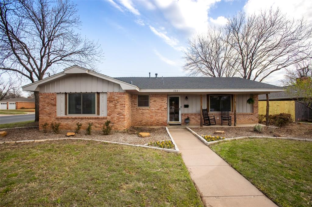 3301 Edgemont  Drive, Abilene, Texas 79605 - Acquisto Real Estate best plano realtor mike Shepherd home owners association expert
