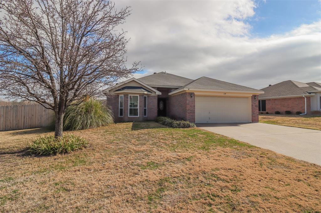 334 Beaumont Drive, Weatherford, Texas 76086 - acquisto real estate best allen realtor kim miller hunters creek expert