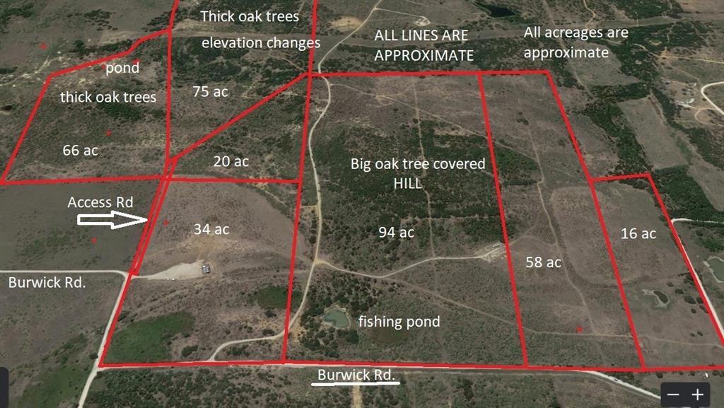16 ac Reeves Road, Jacksboro, Texas 76458 - Acquisto Real Estate best mckinney realtor hannah ewing stonebridge ranch expert