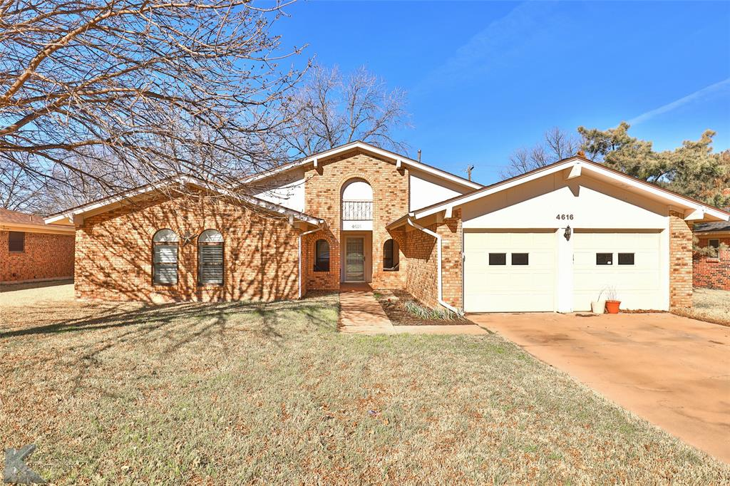 4616 Bruce  Drive, Abilene, Texas 79606 - Acquisto Real Estate best plano realtor mike Shepherd home owners association expert