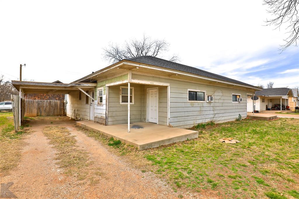 866 Beech  Street, Abilene, Texas 79601 - acquisto real estate best celina realtor logan lawrence best dressed realtor