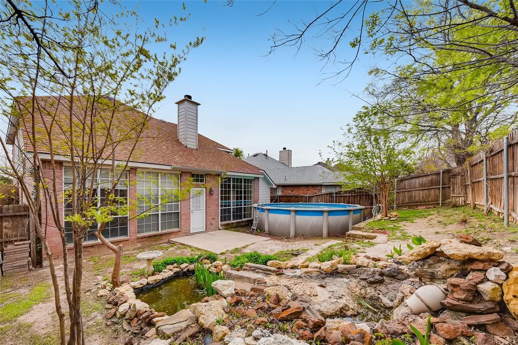 7413 Buckskin Court, Fort Worth, Texas 76137 - acquisto real estate best park cities realtor kim miller best staging agent