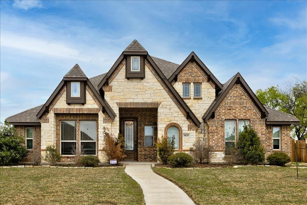 5820 Park View  Drive, Midlothian, Texas 76065 - Acquisto Real Estate best plano realtor mike Shepherd home owners association expert