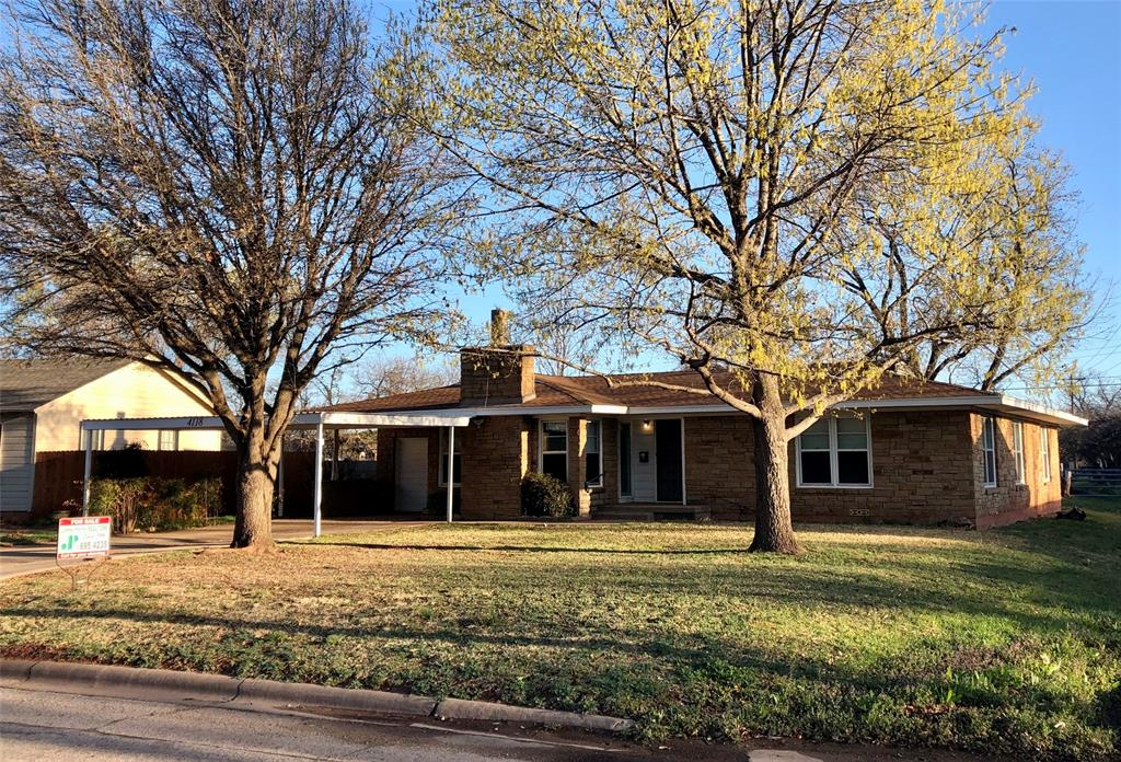 4118 Monticello  Abilene, Texas 79605 - Acquisto Real Estate best plano realtor mike Shepherd home owners association expert