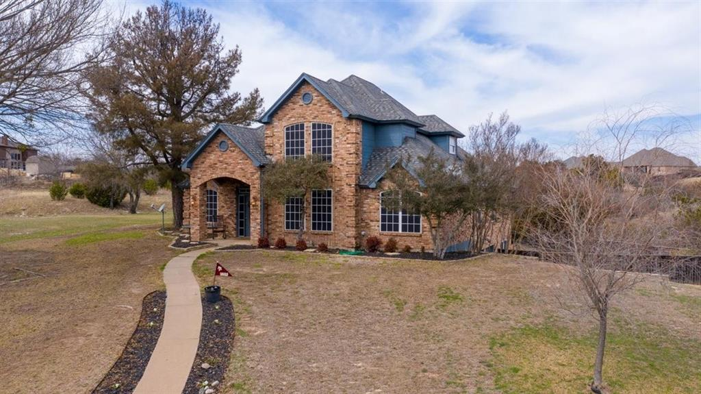206 Rustic Harbour Court, Weatherford, Texas 76087 - acquisto real estate mvp award real estate logan lawrence