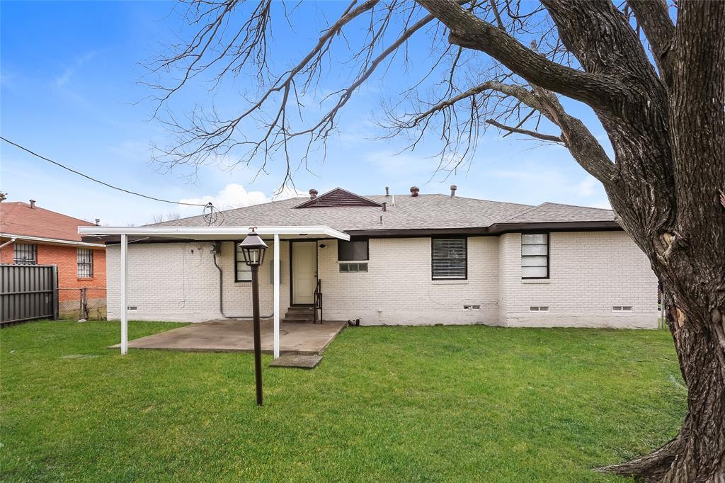 2315 Quinto Drive, Dallas, Texas 75227 - acquisto real estate best new home sales realtor linda miller executor real estate