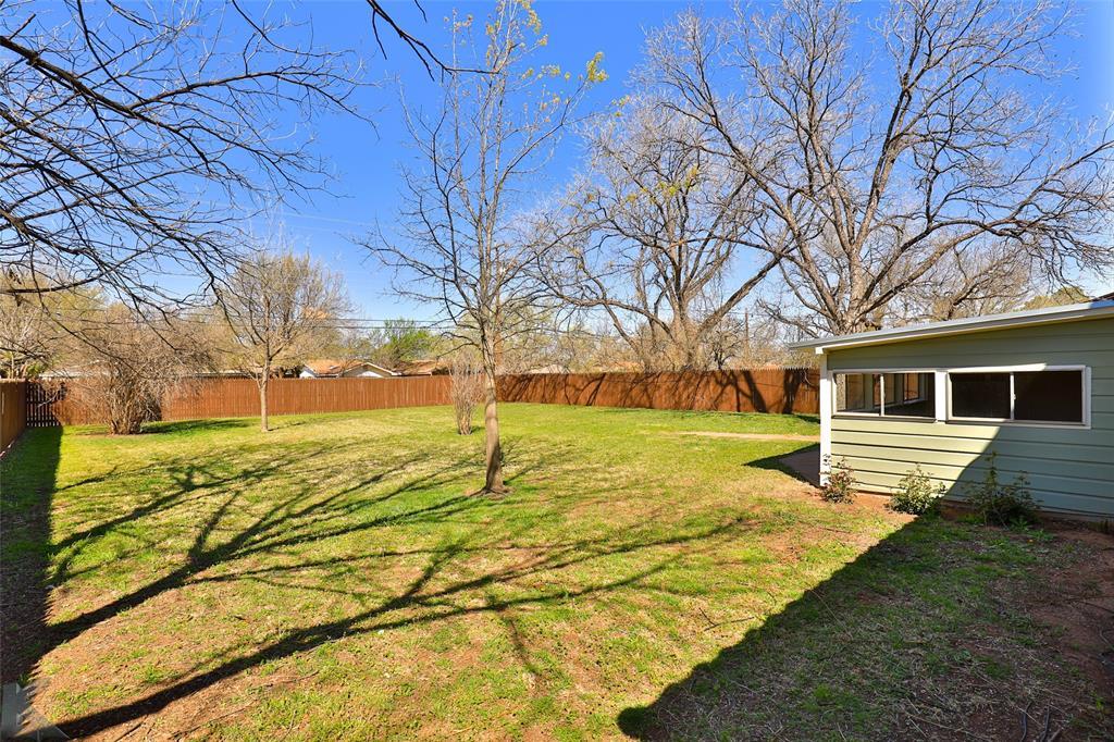 1902 Beechwood Lane, Abilene, Texas 79603 - acquisto real estate mvp award real estate logan lawrence