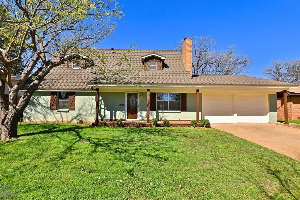 1902 Beechwood Lane, Abilene, Texas 79603 - Acquisto Real Estate best plano realtor mike Shepherd home owners association expert