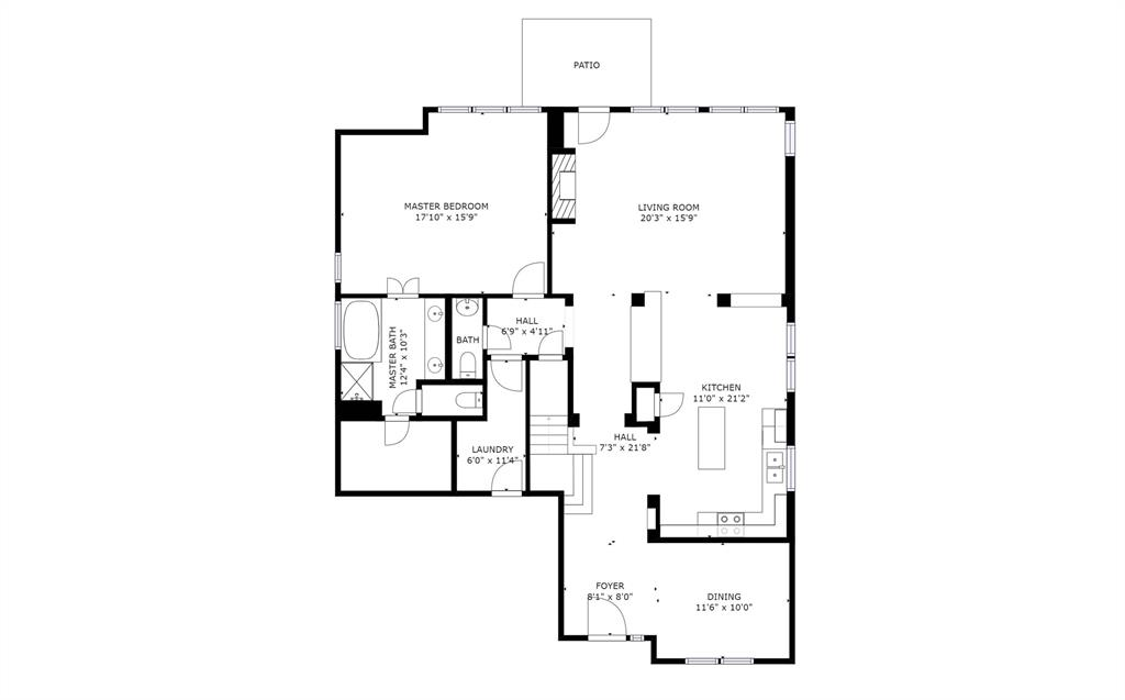 7413 Buckskin Court, Fort Worth, Texas 76137 - acquisto real estate best looking realtor in america shana acquisto