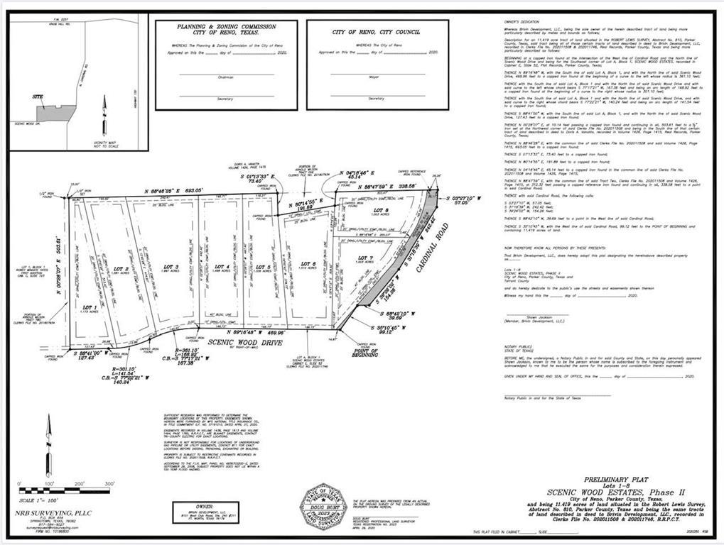 116 Scenic Wood  Drive, Reno, Texas 76020 - Acquisto Real Estate best mckinney realtor hannah ewing stonebridge ranch expert
