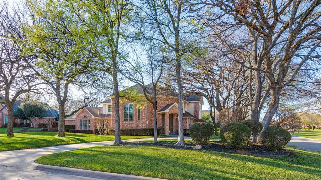 202 Rochelle Court, Colleyville, Texas 76034 - acquisto real estate best the colony realtor linda miller the bridges real estate
