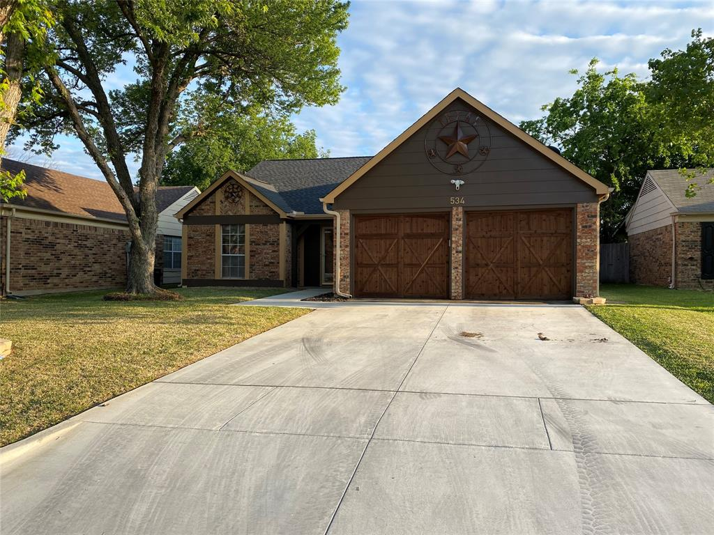 534 Nightshade  Drive, Arlington, Texas 76018 - Acquisto Real Estate best plano realtor mike Shepherd home owners association expert