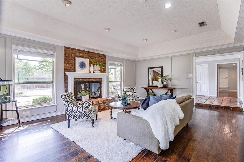 6909 Battle Creek  Road, Fort Worth, Texas 76116 - acquisto real estate best highland park realtor amy gasperini fast real estate service