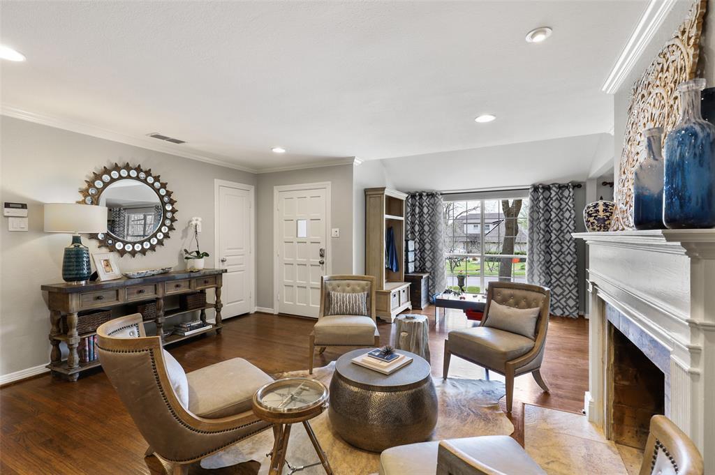 6843 La Vista  Drive, Dallas, Texas 75214 - acquisto real estate best allen realtor kim miller hunters creek expert