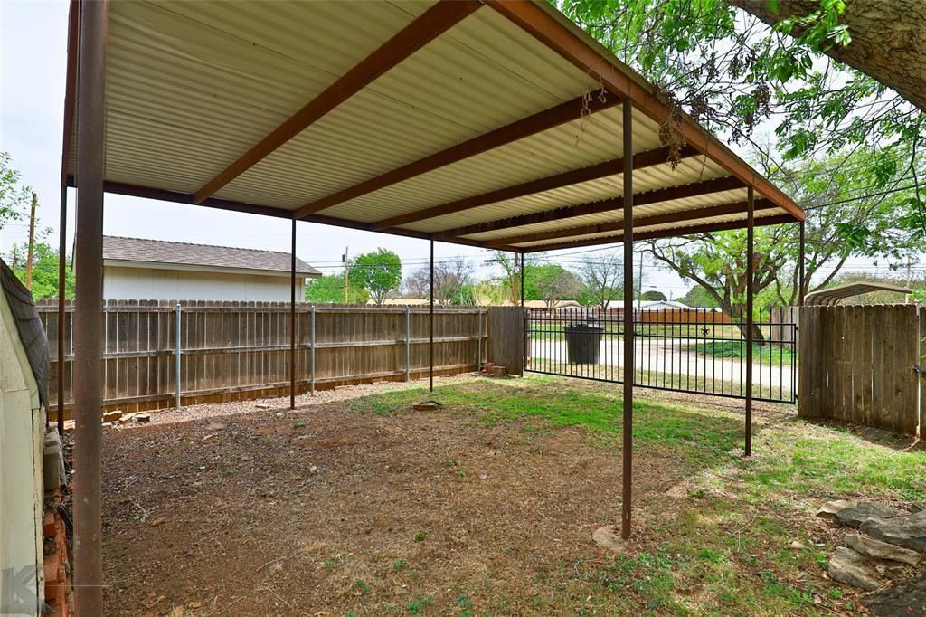 2215 Oakwood  Lane, Abilene, Texas 79605 -