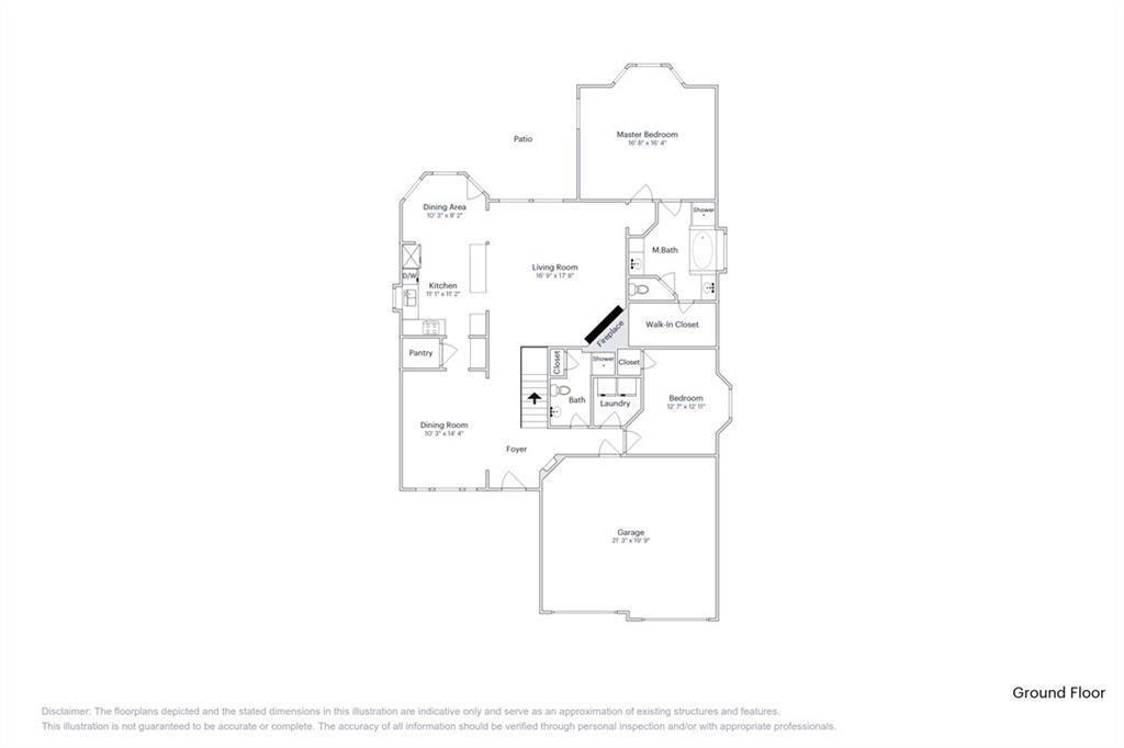 11805 Vienna Apple Road, Fort Worth, Texas 76244 - Acquisto Real Estate best mckinney realtor hannah ewing stonebridge ranch expert