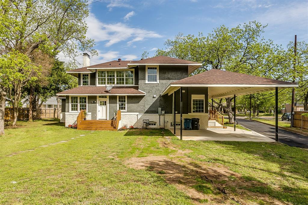 415 Featherston  Street, Cleburne, Texas 76033 - acquisto real estate best relocation company in america katy mcgillen