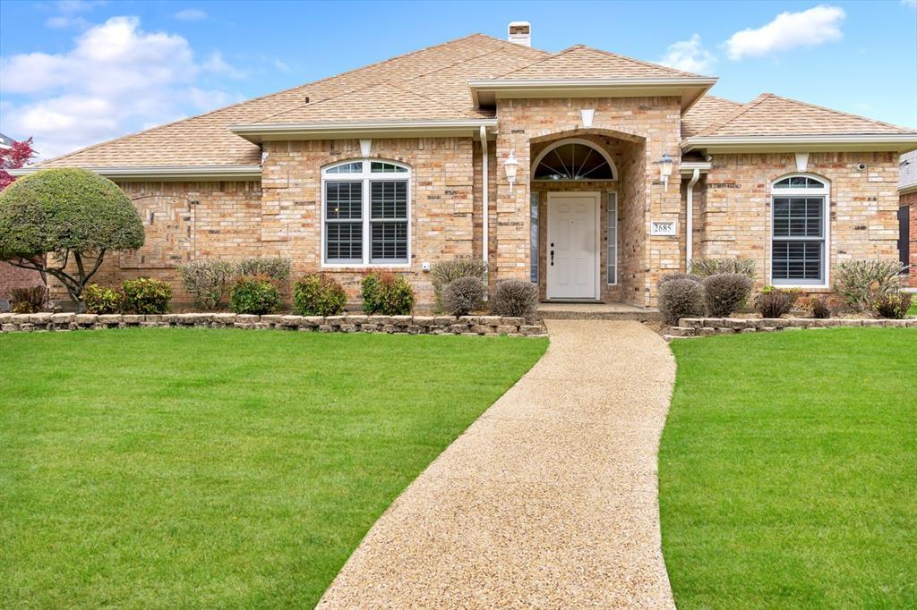 2685 Poinsettia  Drive, Richardson, Texas 75082 - Acquisto Real Estate best mckinney realtor hannah ewing stonebridge ranch expert
