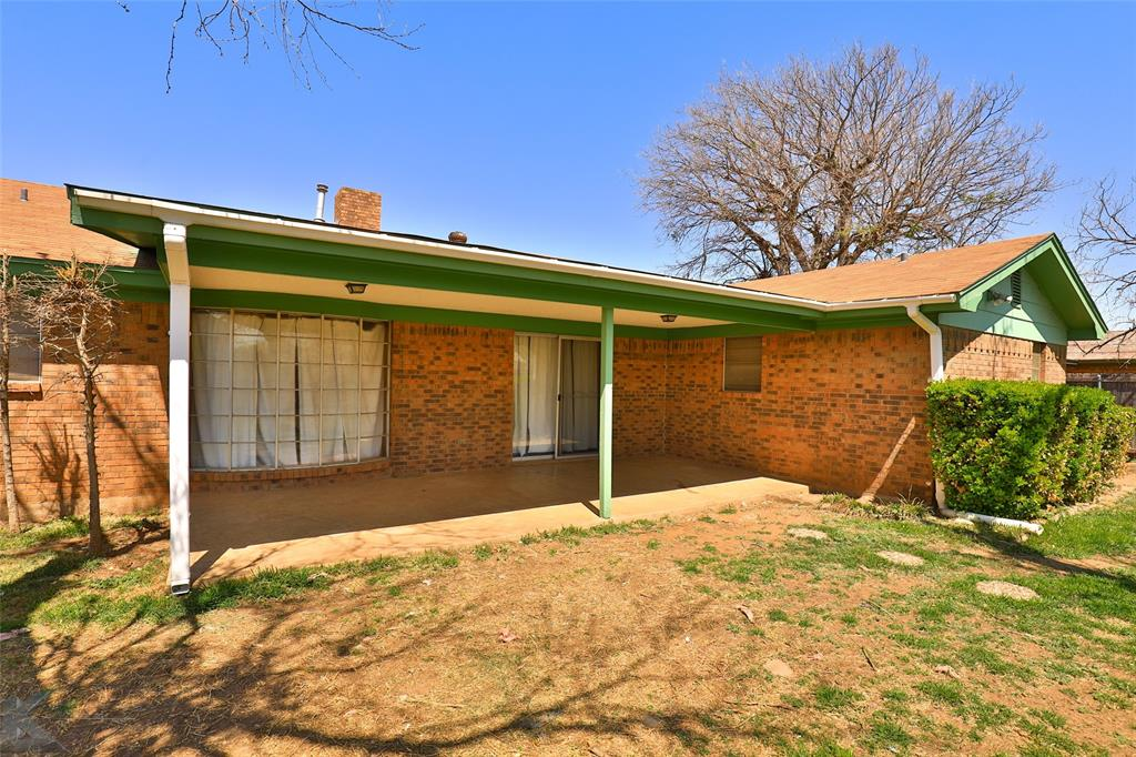 2909 21st  Street, Abilene, Texas 79605 - acquisto real estate agent of the year mike shepherd