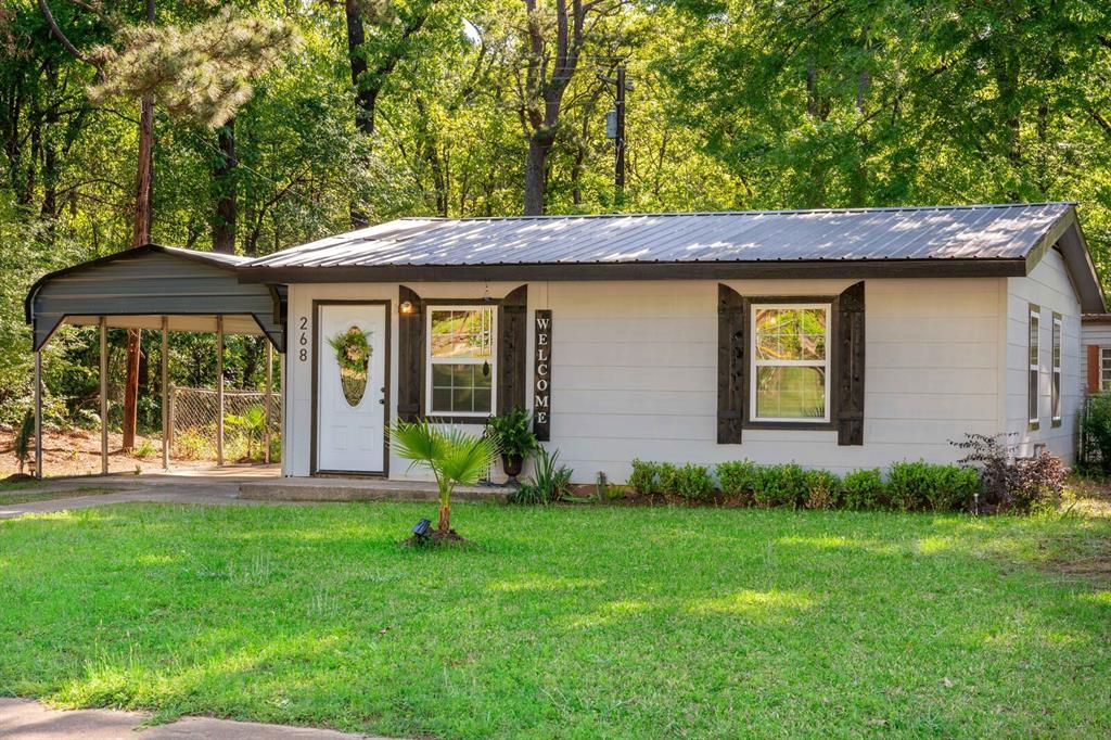 268 Crockett  Street, Lone Star, Texas 75668 - acquisto real estate best allen realtor kim miller hunters creek expert