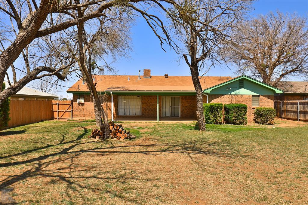 2909 21st  Street, Abilene, Texas 79605 - acquisto real estate best real estate follow up system katy mcgillen