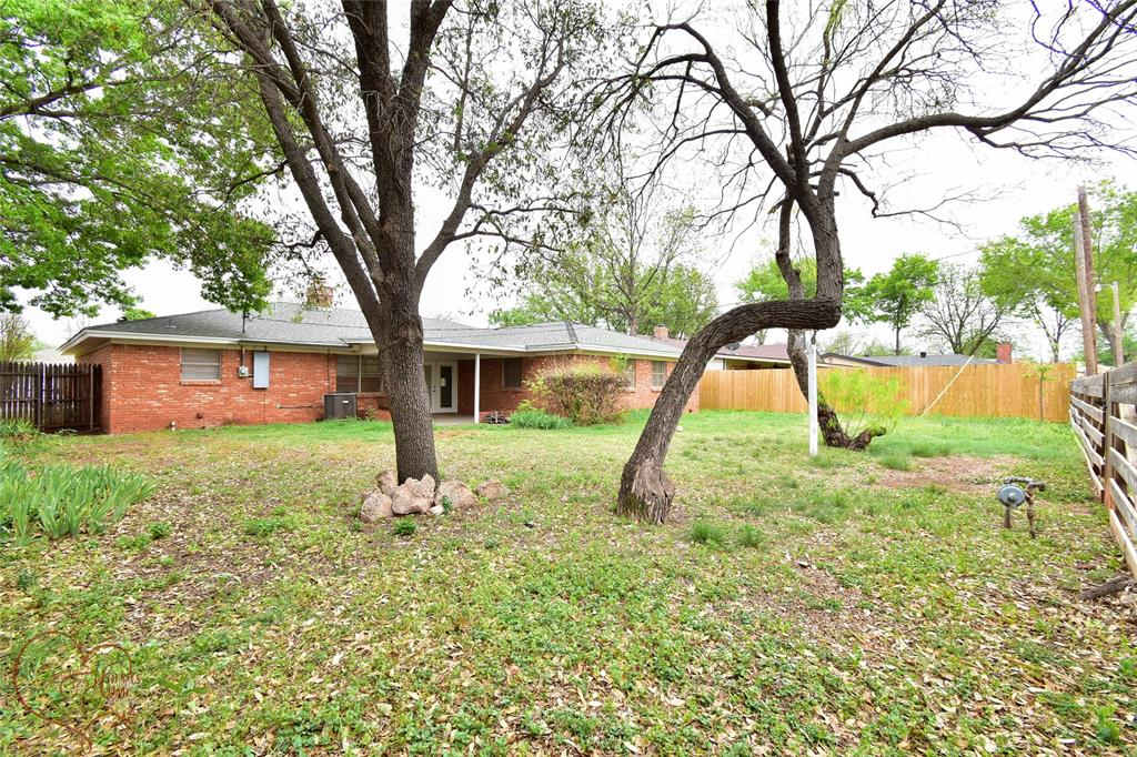 1726 Westwood  Drive, Abilene, Texas 79603 - acquisto real estate smartest realtor in america shana acquisto