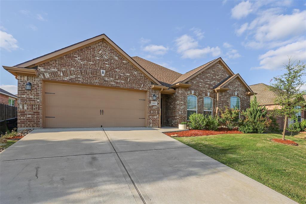 2413 Spring Meadows  Drive, Denton, Texas 76209 -