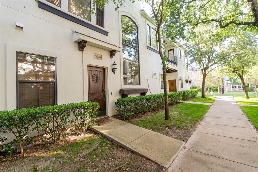 3036 Carmel Street, Dallas, Texas 75204 - Acquisto Real Estate best frisco realtor Amy Gasperini 1031 exchange expert