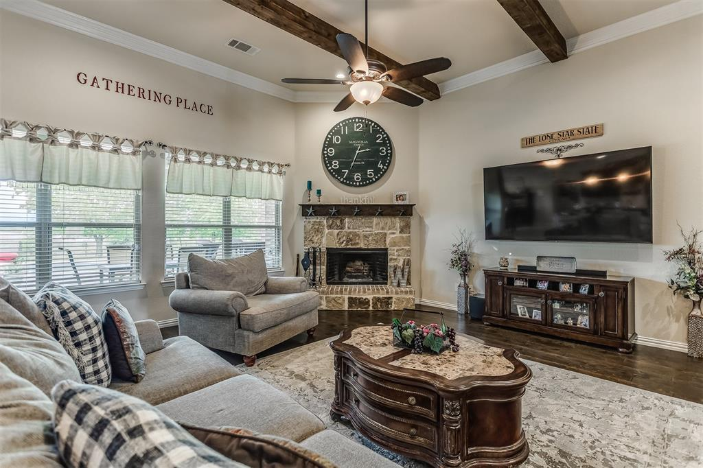 107 High Country  Road, Decatur, Texas 76234 - acquisto real estate best designer and realtor hannah ewing kind realtor