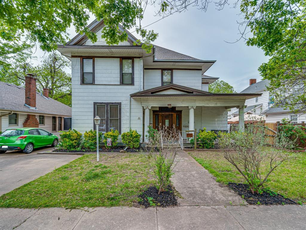 405 Denton  Street, Ennis, Texas 75119 - Acquisto Real Estate best plano realtor mike Shepherd home owners association expert