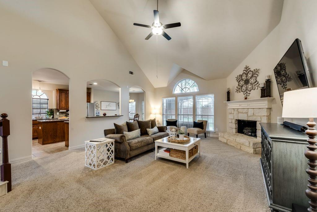13424 Austin Stone Drive, Haslet, Texas 76052 - acquisto real estate best celina realtor logan lawrence best dressed realtor