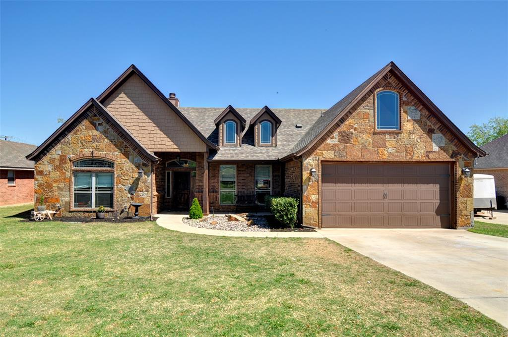 109 Golfers Way, Azle, Texas 76020 - Acquisto Real Estate best plano realtor mike Shepherd home owners association expert