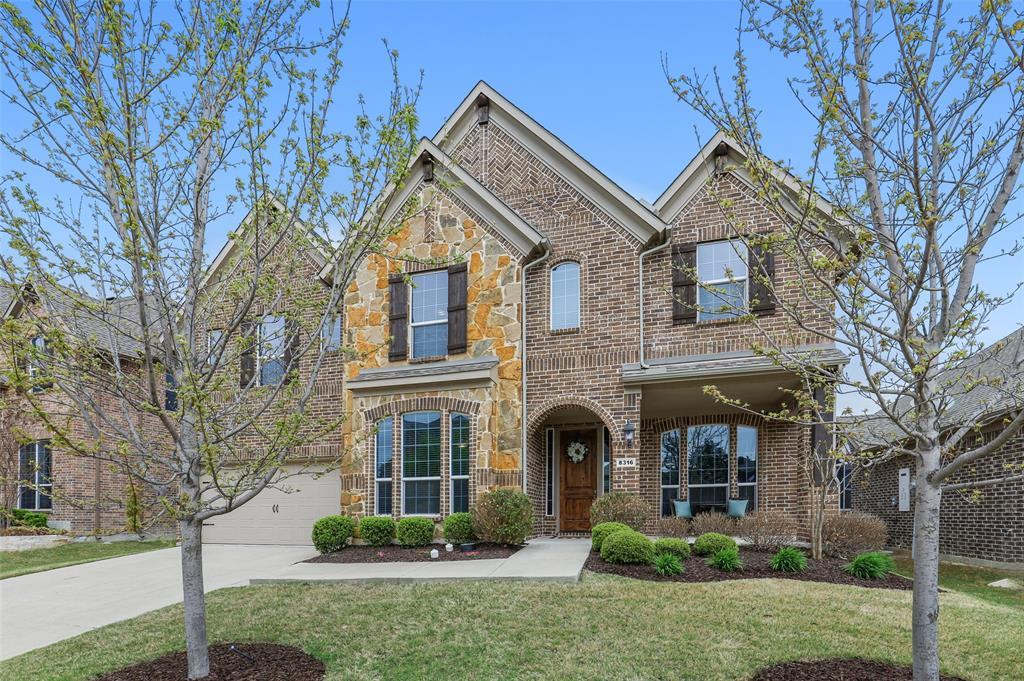 8316 Saint Clair  Drive, McKinney, Texas 75071 - Acquisto Real Estate best plano realtor mike Shepherd home owners association expert