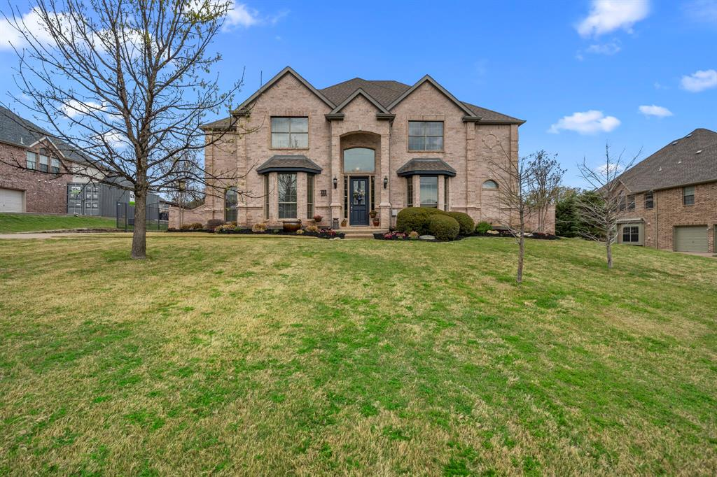 12509 Indian Creek Drive, Fort Worth, Texas 76179 - acquisto real estate best the colony realtor linda miller the bridges real estate