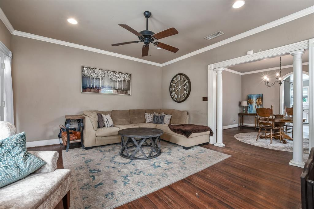 201 Pecan  Street, Terrell, Texas 75160 - acquisto real estate best flower mound realtor jody daley lake highalands agent of the year