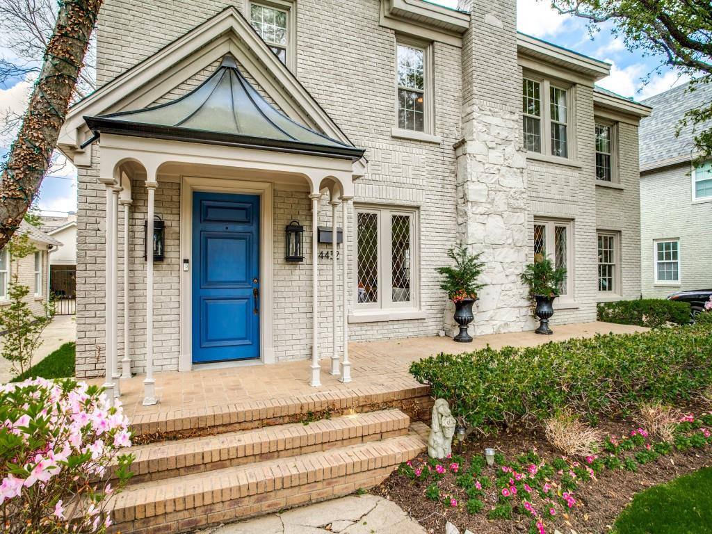 4432 Edmondson  Avenue, Highland Park, Texas 75205 - acquisto real estate best allen realtor kim miller hunters creek expert
