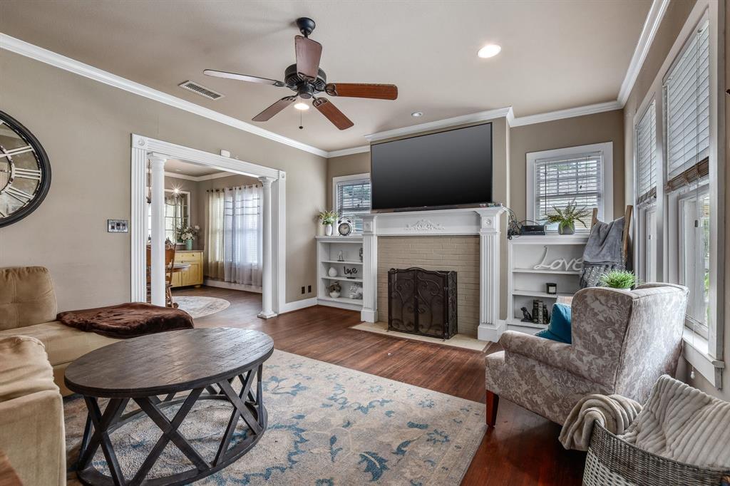 201 Pecan  Street, Terrell, Texas 75160 - acquisto real estate best celina realtor logan lawrence best dressed realtor