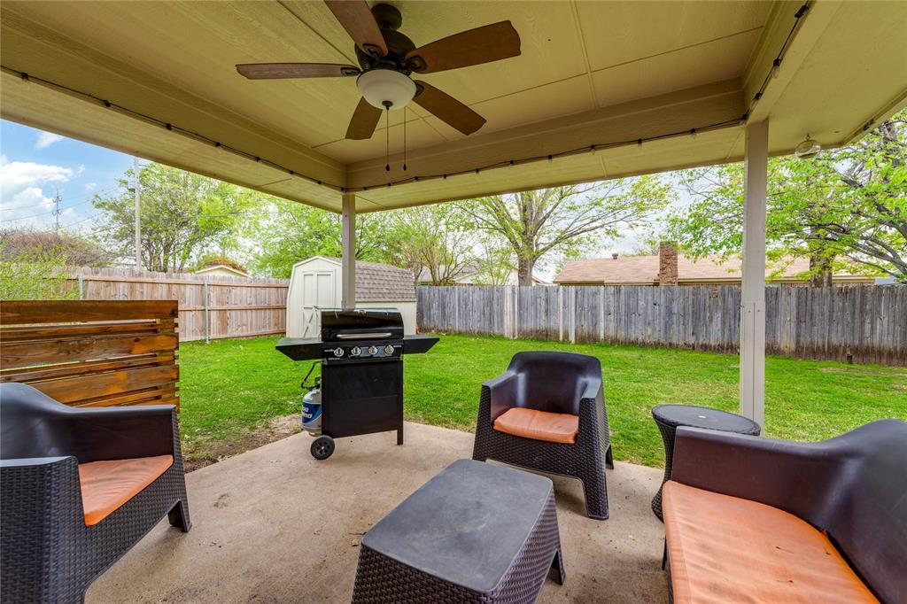 6540 Stardust Drive, Watauga, Texas 76148 - acquisto real estate best realtor foreclosure real estate mike shepeherd walnut grove realtor