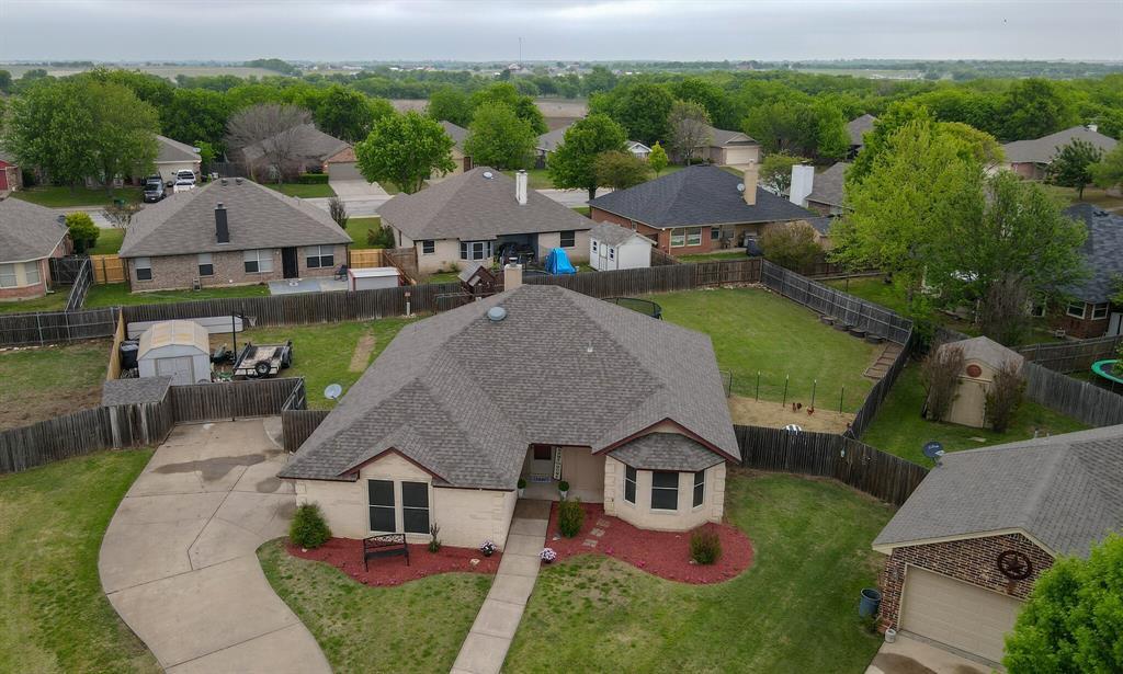 101 Saint James  Court, Rhome, Texas 76078 - acquisto real estate best photo company frisco 3d listings