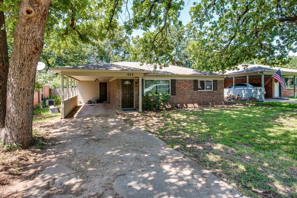 929 Ford  Street, Denison, Texas 75020 - Acquisto Real Estate best plano realtor mike Shepherd home owners association expert