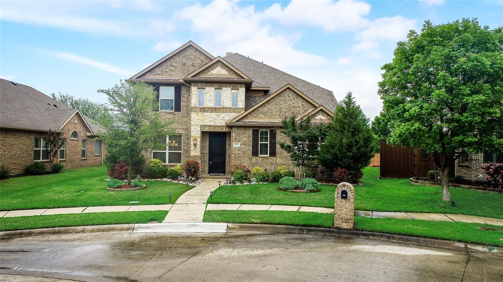 1600 Palisade  Drive, Allen, Texas 75013 - acquisto real estate best the colony realtor linda miller the bridges real estate
