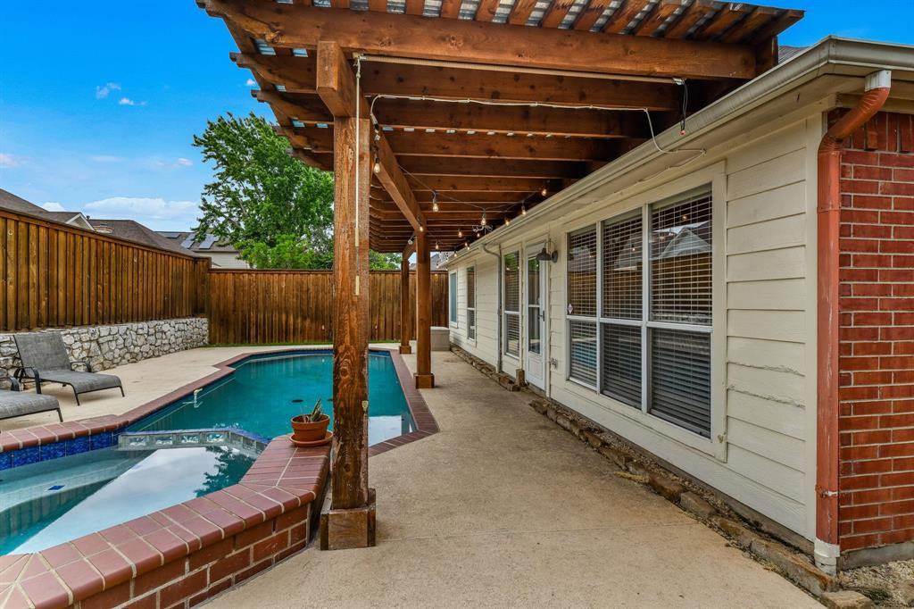 4601 Parkview  Lane, Fort Worth, Texas 76137 - Acquisto Real Estate best mckinney realtor hannah ewing stonebridge ranch expert