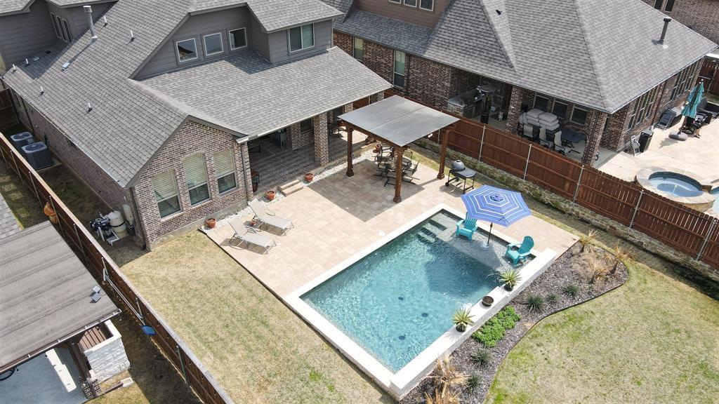 4434 Vineyard Creek Drive, Grapevine, Texas 76051 -