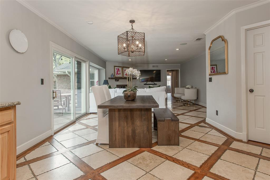 3125 Spanish Oak Drive, Fort Worth, Texas 76109 - acquisto real estate best designer and realtor hannah ewing kind realtor