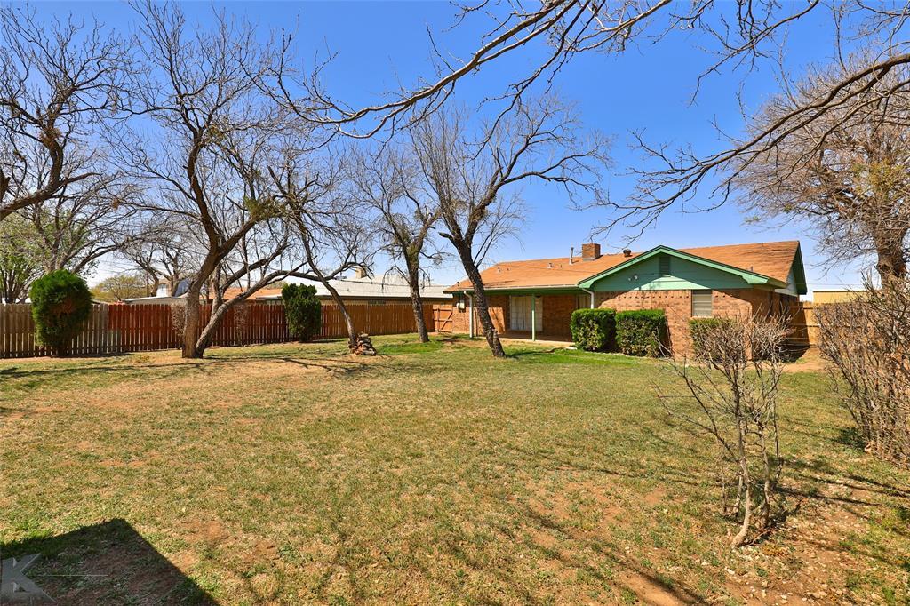 2909 21st  Street, Abilene, Texas 79605 - acquisto real estate best luxury home specialist shana acquisto