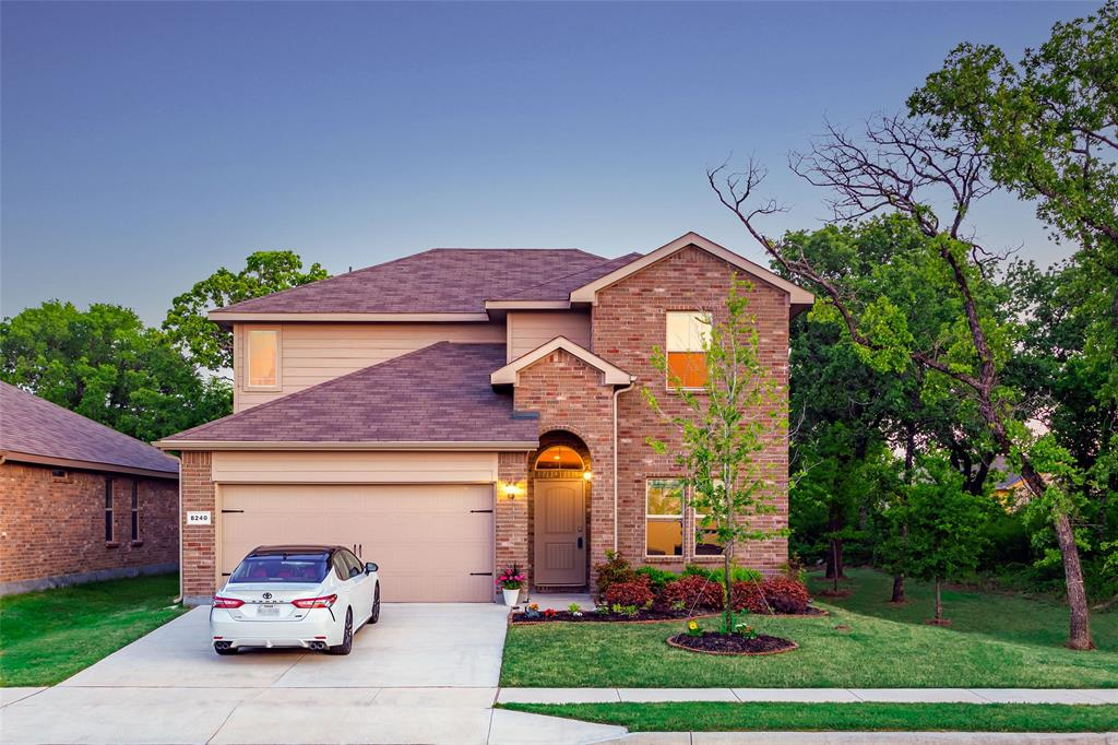 8240 Brashear  Trail, Fort Worth, Texas 76120 - Acquisto Real Estate best plano realtor mike Shepherd home owners association expert