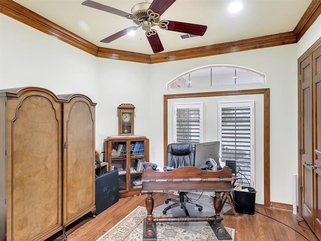 22 Whispering Oaks Drive, Denison, Texas 75020 - acquisto real estate best designer and realtor hannah ewing kind realtor