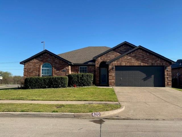 420 Mcmurtry  Drive, Arlington, Texas 76002 - Acquisto Real Estate best plano realtor mike Shepherd home owners association expert