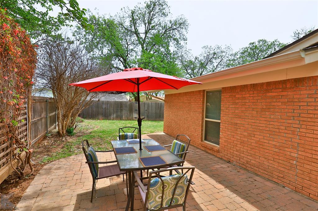 2215 Oakwood  Lane, Abilene, Texas 79605 - acquisto real estate best real estate follow up system katy mcgillen