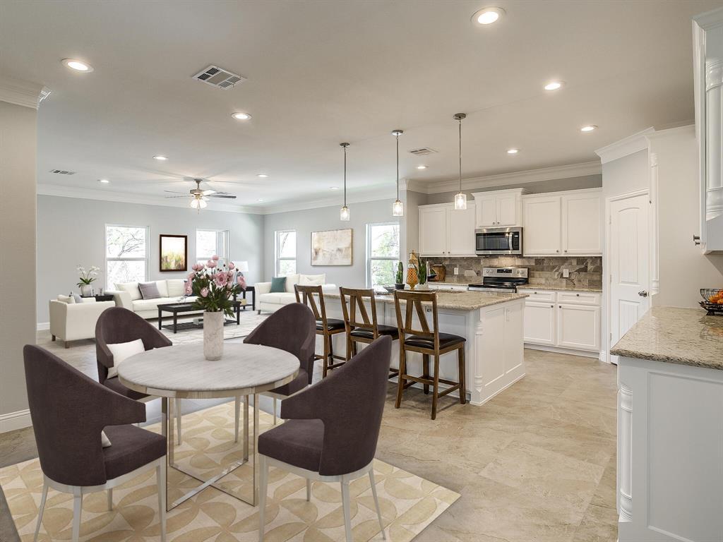 719 Rock Harbor Court, Granbury, Texas 76048 - acquisto real estate best new home sales realtor linda miller executor real estate